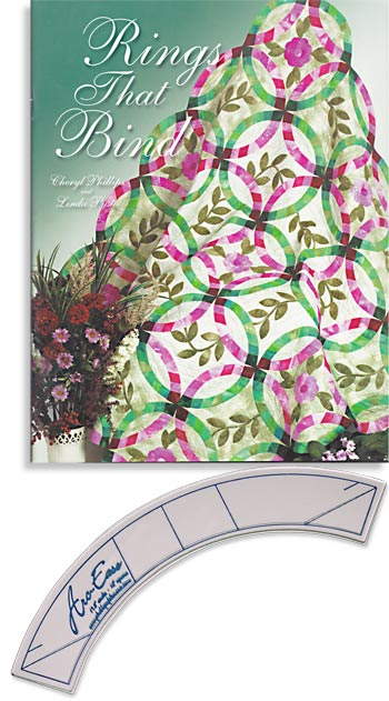 rings that bind book and template phillips fiber art by. Black Bedroom Furniture Sets. Home Design Ideas