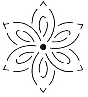 Nifty image intended for free printable flower stencils